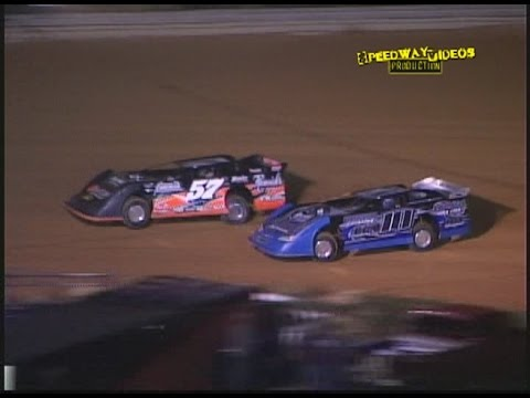 Wythe Raceway | ULTIMATE Super Late Models | June 2 , 2012
