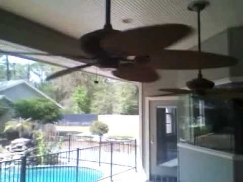 52 Harbor Breeze Outdoor Ceiling Fans