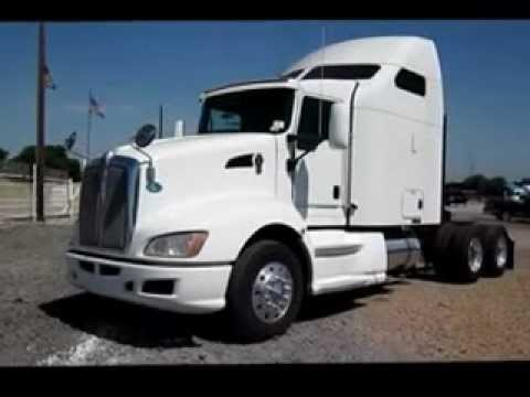 used kenworth t660 trucks for sale el paso waco tx porter truck sales youtube. Black Bedroom Furniture Sets. Home Design Ideas