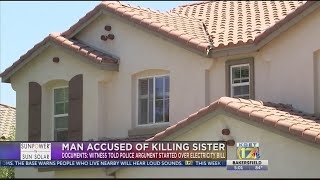 Deadly Tehachapi stabbing stemmed from argument over electric bill documents say