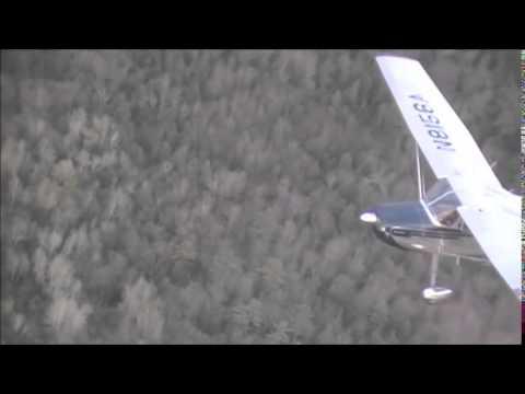 Air to air video Cessna 170
