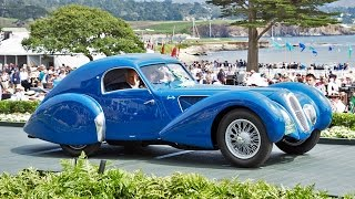 REPLAY: 2015 Pebble Beach Concours d'Elegance! Full Live Stream thumbnail