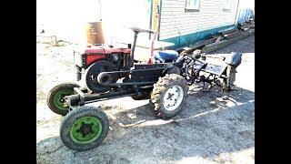 Фреза к мини трактору (разное)