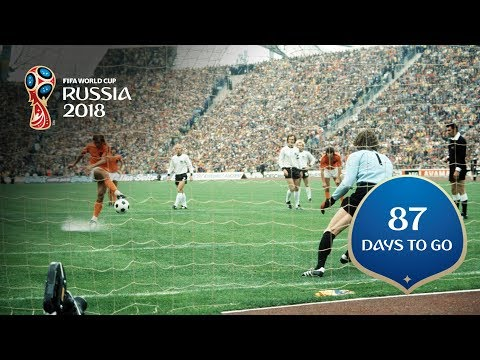 87 DAYS TO GO! Oranje Stun Munich