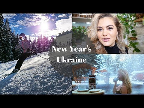 Holiday Ukraine Travel VLOG | WE GOT LOST!