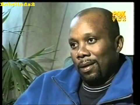 Hospital interview with Malcolm Marshall 1999, diagnosed with cancer