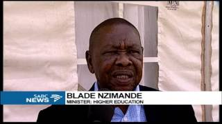 Blade Nzimande condemns disruptions at the Education Convention