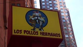 Точная копия кафе из сериала «Во все тяжкие» открылась в Нью-Йорке