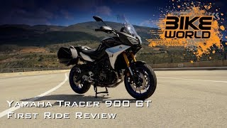 Yamaha Tracer 900 GT Launch Review
