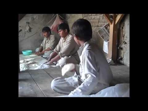 Baking Naan in Jalalabad