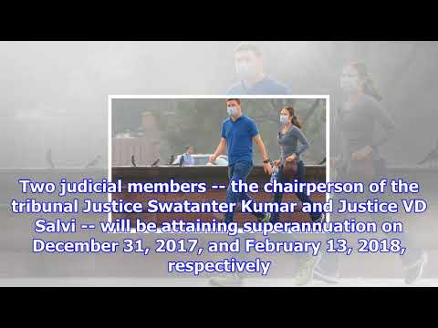 Not just delhi smog, national green tribunal also battles lack of judges