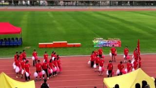 2016-2017 東華三院辛亥年總理中學 勤社啦啦隊