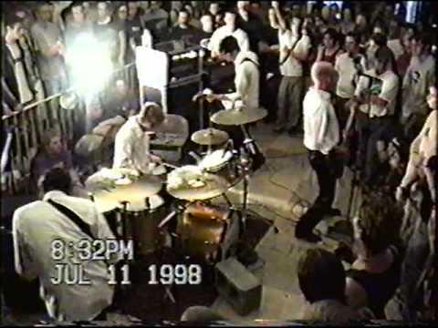 Elliott -Live 7/11/98 Kingston, PA , W-B Fest 1998