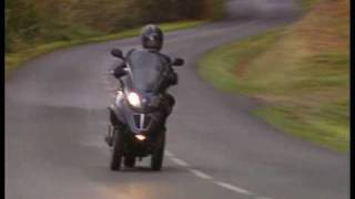 Bike test: PIAGGIO MP3 LT