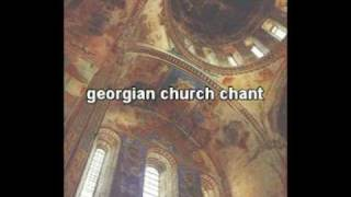 georgian orthodox church chant- The Dey of Resurrection