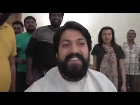 Kgf Yash Kirataka 2 New Hairstyle New Look After 2 Years Youtube