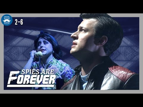 Cut To The Chase Already!! | SPIES ARE FOREVER Act 2 Part 6
