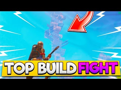 Quand 2 top builder FR se rencontrent... Apex Napo VS Stormorax! INSANE BUILD FIGHT
