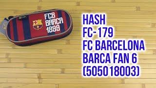 Розпакування Hash FC-179 FC Barcelona Barca Fan 6 505018003