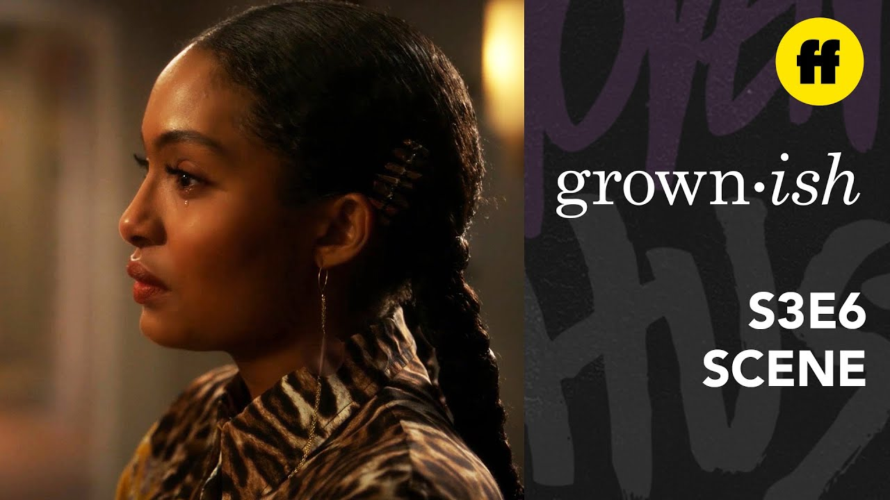 Download grown-ish Season 3, Episode 6 | Aaron Goes Off On Zoey | Freeform