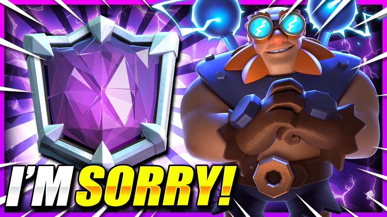 NERF THIS DECK!! #1 BEST ELECTRO GIANT DECK DOMINATES IN CLASH ROYALE NOW!!