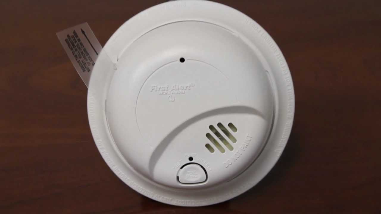 Hardwired Smoke Alarm with Battery Backup (6 pack) - YouTube