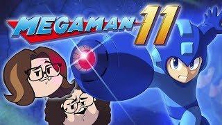 Mega Man 11 Demo - Game Grumps