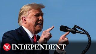 Watch again: Donald Trump campaign rally in Tucson, Arizona