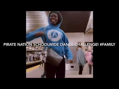Stone Mountain High School Cluster Dance Challenge 2020