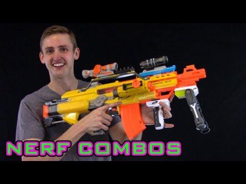 Nerf Combos Modulus Doovi