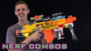NERF COMBOS - STAMPEDE
