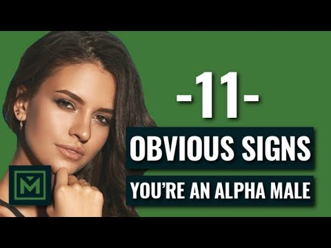 11 Signs You're An Alpha Male - Alpha Males vs Beta Males