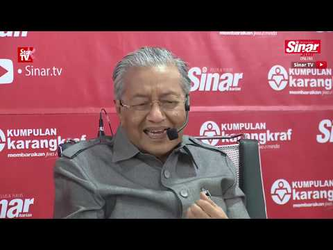 Tun M: I have to be more tolerant now, cannot go 'my way'