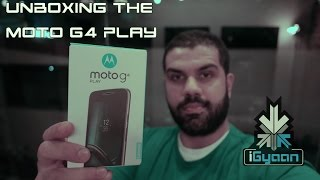 Moto G4 Play Unboxing and Hands On Quick Look - iGyaan