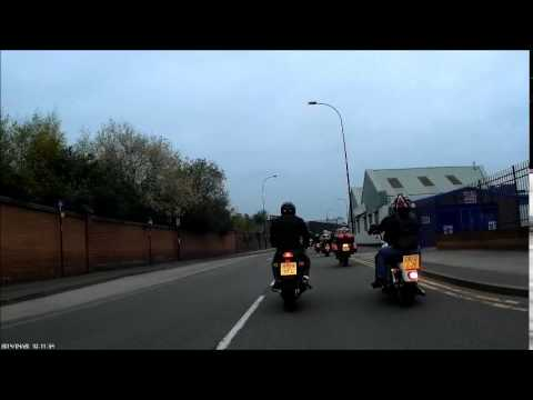 Sheffield Egg Run 2014