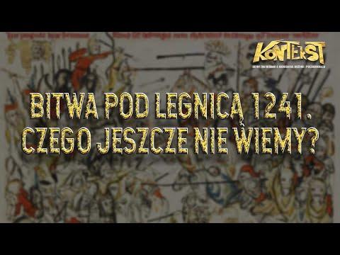 KONTEKST 22 - Bitwa pod Legnicą 1241. Czego jeszcze nie wiemy? - Kubik, Paruzel, Stolarczyk