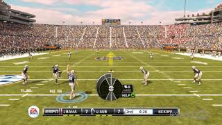 GameSpot Now Playing - NCAA Football 12 (PS3, Xbox 360)