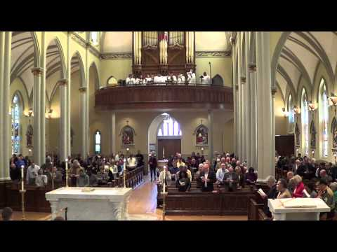 Missa de Angelis (Kyrie & Gloria)