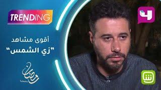 """بالفيديو- أحمد السعدني: اتشتمت بسبب مشهدي في """"زي الشمس""""نهال ناصر"""