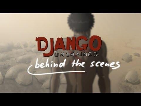 DJANGO UNCHAINED [Animarik] Behind The Scenes