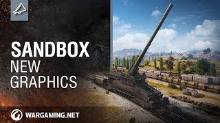 World of Tanks—Developer Diaries—Sandbox: Improved Graphics