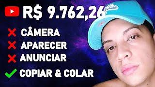 Como Fiz 9.762,26 no Youtube com canais Dark (ganhar dinheiro na internet)
