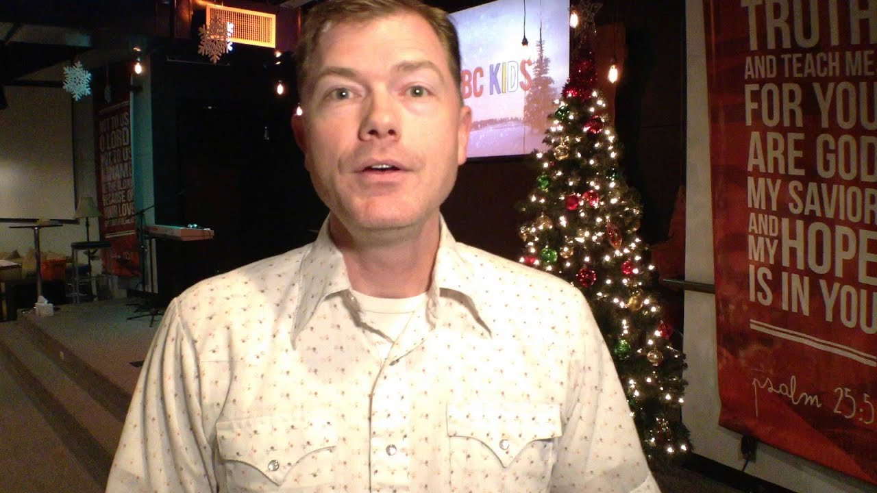 Why We Give Gifts At Christmas With Pastor Scott - YouTube