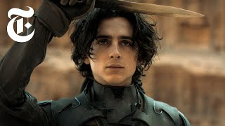 Watch Timothée Chalamet and Josh Brolin Spar in 'Dune' | Anatomy of a Scene