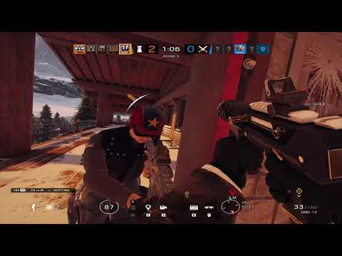 Highlights R6 (PC) #39 - Stressed Out