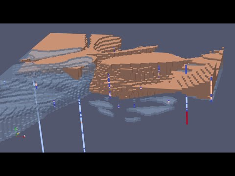 Creation of 3D Geological Models using Neural Networks with Python Scikit Learn and Vtk - Tutorial