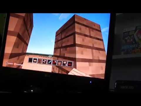 Minecraft xbox 360 maison moderne partie 1 - YouTube
