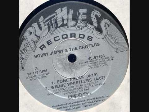 Bobby Jimmy & The Critters - Fone Freak