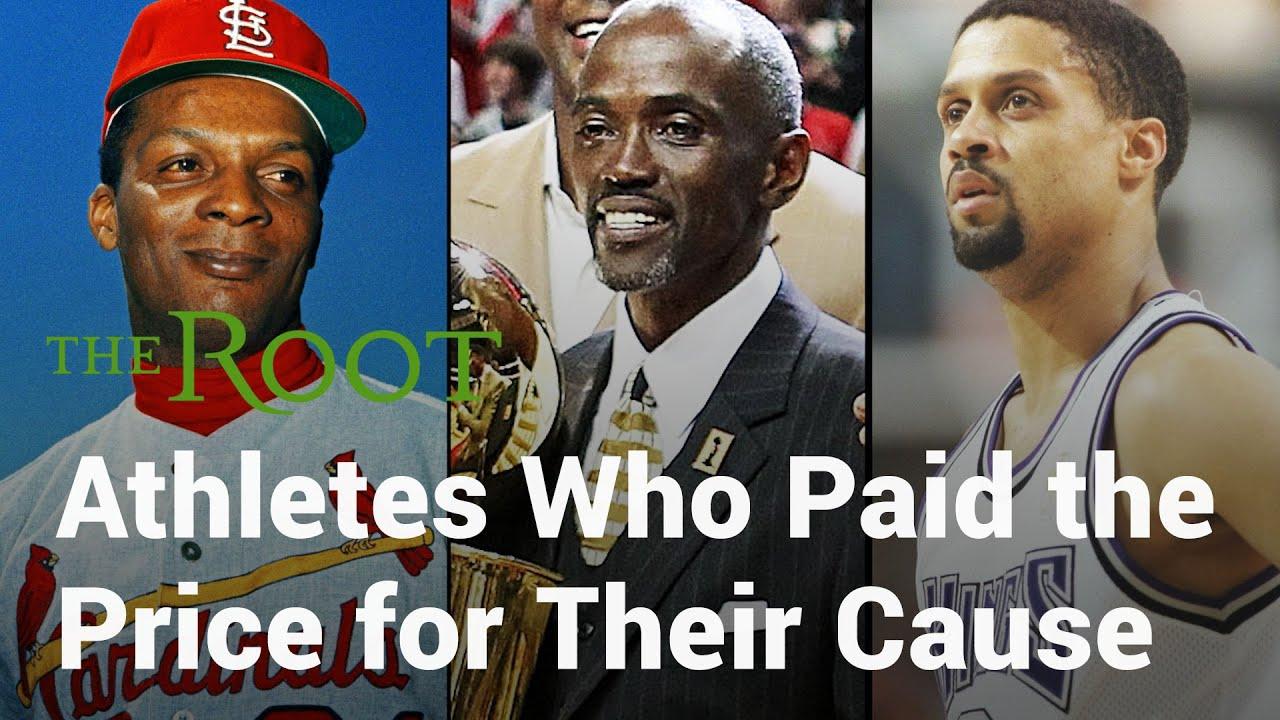 Three Athletes Who Risked It All Before Colin Kaepernick