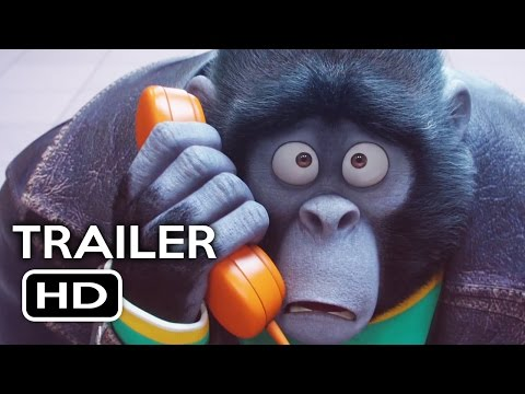 Thumbnail: Sing Official Trailer #2 (2016) Matthew McConaughey, Scarlett Johansson Animated Movie HD